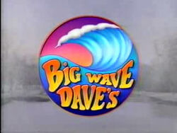 Big Wave Dave's title