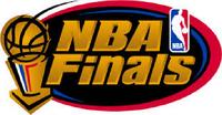 NBA Finals logo 1996 1999