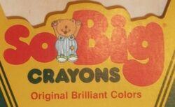 Crayola So Big 1983 logo