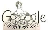 Google Clara Schumann's 193rd Birthday (Storyboard 2)