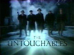 The Untouchables 1993 title