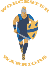 Worcester Warriors logo (until 2008)