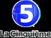 La Cinquième logo 1994