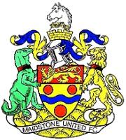 Maidstone United FC (old) logo