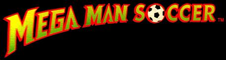 Mega Man Soccer logo
