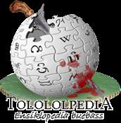 Tolololpedia Sixth logo
