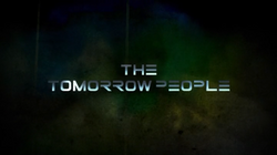 The Tomorrow People intertitle
