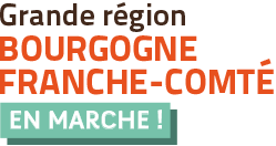 Bourgogne-Franche-Comté - Projet Logo 2015