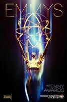 66th Primetime Emmy Awards Poster