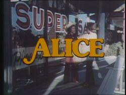 Alice (1976 Pilot)