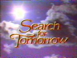 Search for Tomorrow 1981