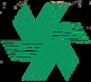 Rede Tupi logo 1977