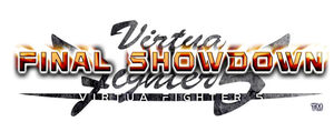 Virtua Fighter 5 Final ShowDown Logo