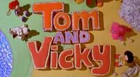Tom and Vicky Logo