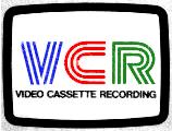Philips Video Cassette Recording VCR Logo