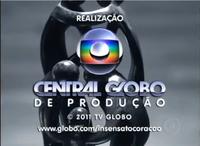 Insensato Coração seal long Globo 2008 logo 2011