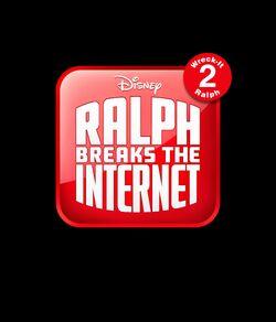 Ralph Breaks the Internet Wreck It Ralph 2 logo