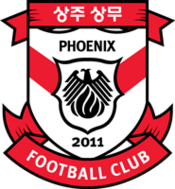 Sangju Sangmu Phoenix FC logo