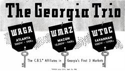 WAGA Atlanta b 1948