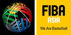 FIBA Asia logo