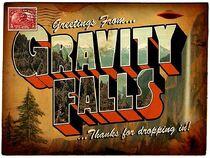 Gravity Falls (2010 pilot)