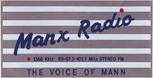 MANX RADIO (early 1990s)