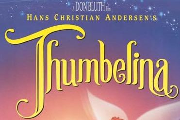 Thumbelina 1994 logo
