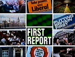 First Report 1972