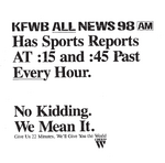 KFWB 1985