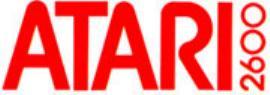 Atari 2600 logo