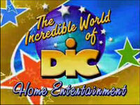 Dic home entertainment