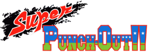 Super punch out logo by ringostarr39-d7nnm37