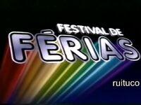 Festival de Férias 1995