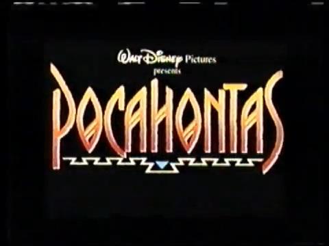 Pocahontas early logo