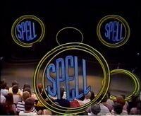 Spell Neon Logo
