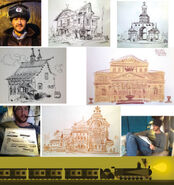 Google 100th Anniversary of completion of the Trans-Siberian Railway (Storyboard 1)