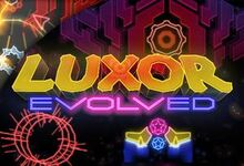 Luxor evolved logo