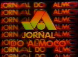 Jornal do Almoço 1984