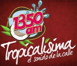 Tropicalísima 1350 XEQK-AM