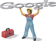 Google Labour Day 2012