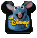1997 Disney Channel Tuttler Logo