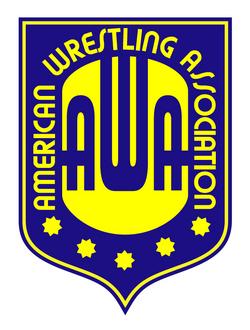 American Wrestling Association (WWE) logo