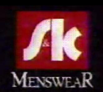 S&KMenswearlogo1980s