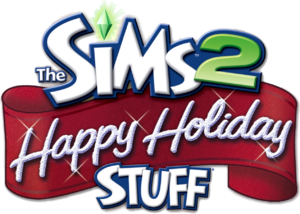 The Sims 2 - Happy Holiday Stuff