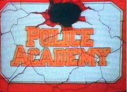 Police Academy Animated