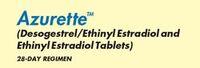 Azurette logo