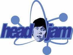 HeadJam logo