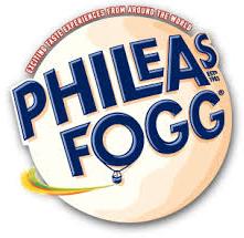 Phileas Fogg Snacks logo 2013