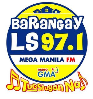 New Barangay LS logo