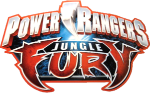 Power Rangers Jungle Fury Pilot Logo